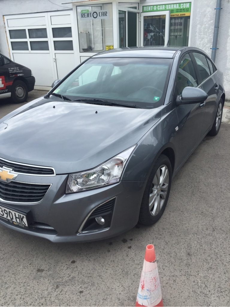 Chevrolet Cruze Brand New Automatic