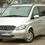 Mercedes Vito Automatic 8+1