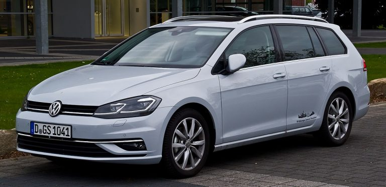 VW Golf 7 Automatic